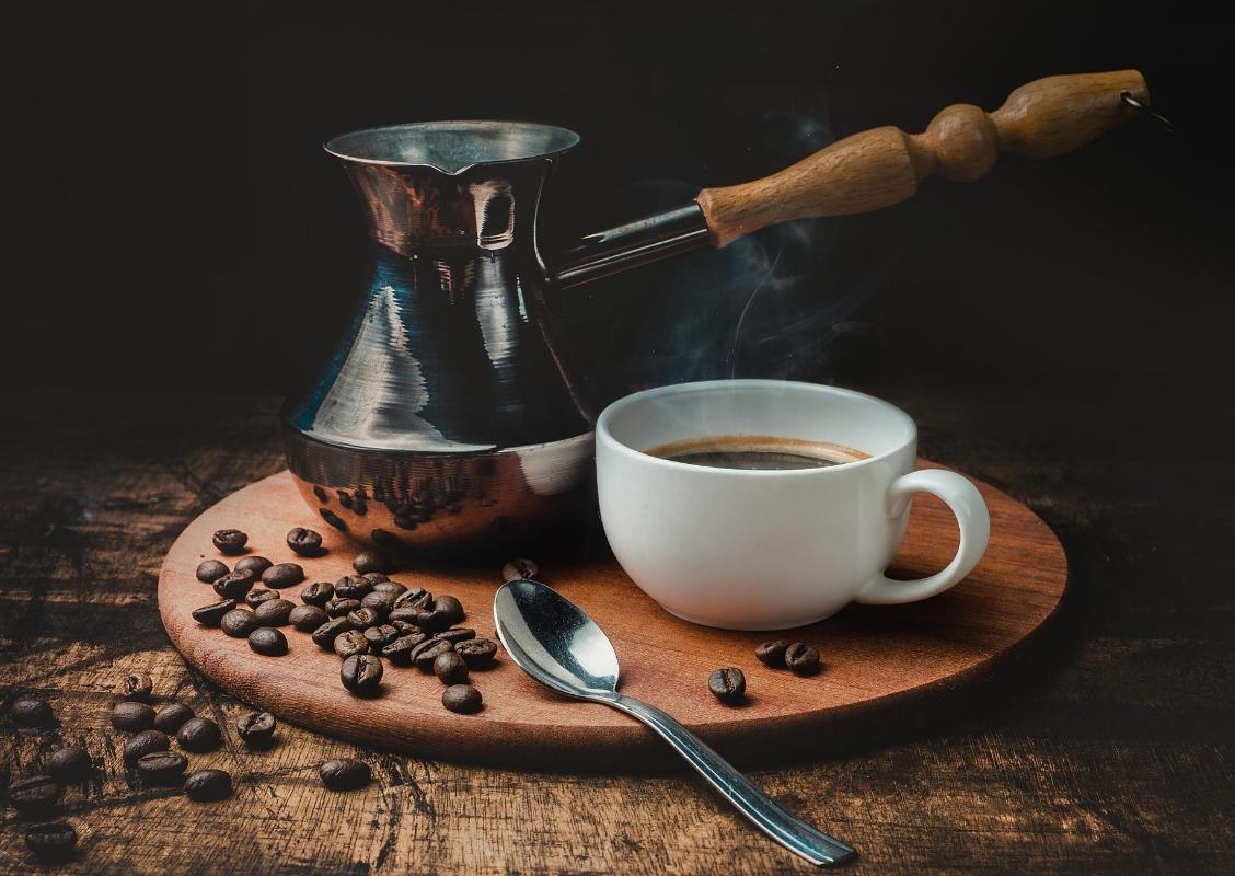 Супер красивые открытки чашка кофе с туркой